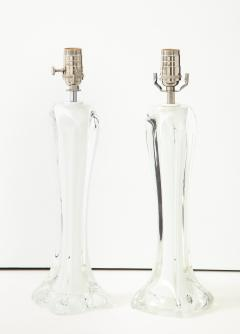 Flygsfors Pair of Flygsfors Crystal Lamps - 1258688