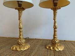 Fondica Pair of Lamps by Mathias for Fondica France 1990s - 1609682