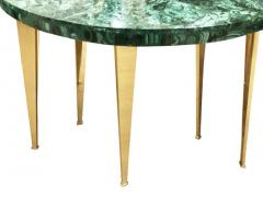 FormA by Gaspare Asaro Malachite Coffee Table or Side Tables by formA for Gaspare Asaro - 910691