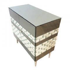 FormA by Gaspare Asaro Nebula Glass Cabinet - 1129386