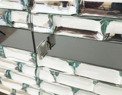 FormA by Gaspare Asaro Nebula Glass Cabinet - 1129389