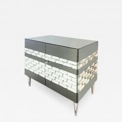 FormA by Gaspare Asaro Nebula Glass Cabinet - 1129761