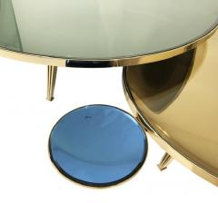 FormA by Gaspare Asaro Riflesso Coffee Tables Set of Three - 1108140