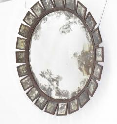 Formations Formations Antiqued Bronze Soleil Mirror 46 5  - 1458225