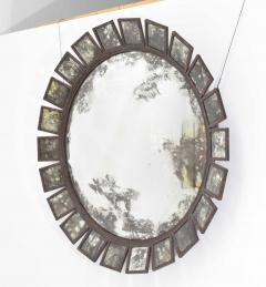 Formations Formations Antiqued Bronze Soleil Mirror 46 5  - 1458228