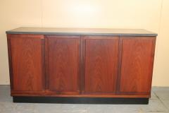 Founders Furniture Company Walnut Credenza with Slate Top designed by Jack Cartwright  - 885352