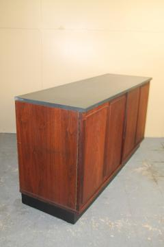 Founders Furniture Company Walnut Credenza with Slate Top designed by Jack Cartwright  - 885359