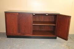 Founders Furniture Company Walnut Credenza with Slate Top designed by Jack Cartwright  - 885361