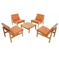 France Son Torben Lind and Ole Gjerlov Modular Seating Group Chairs Sofa for France Son - 794424