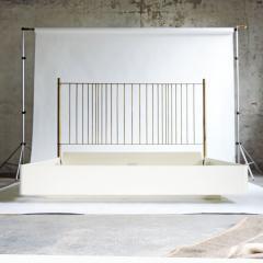 Franco Albini Franca Helg Antonio Piva Franco Albini Franca Helg and Antonio Piva Miraggio Double Bed 1970s - 1494542