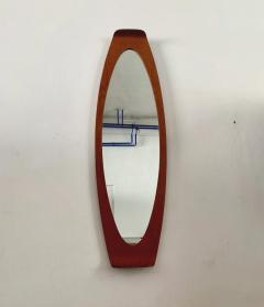 Franco Campo Carlo Graffi Very Long Mirror in Plywood - 1091670