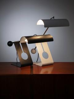 Fratelli Martini Pair of Picchio Table Lamps by Mauro Martini for F lli Martini - 1179254