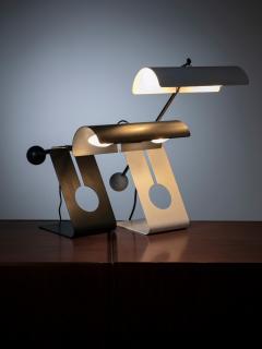 Fratelli Martini Pair of Picchio Table Lamps by Mauro Martini for F lli Martini - 1179256