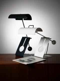 Fratelli Martini Pair of Picchio Table Lamps by Mauro Martini for F lli Martini - 1179258
