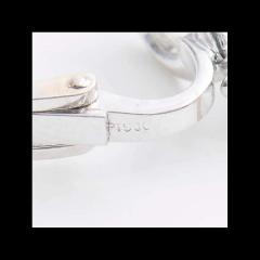 Fred Leighton Fred Leighton Pear Cut Briolette Diamond Platinum Dangle Earrings - 390895