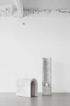 Frederik Bogaerts Jochen Sablon Gestalt Floor Lamp Signed by Frederik Bogaerts and Jochen Sablon - 1013475