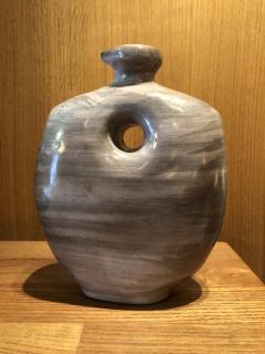Freres Cloutier Set of Five Glazed Ceramic Gourds - 2007123
