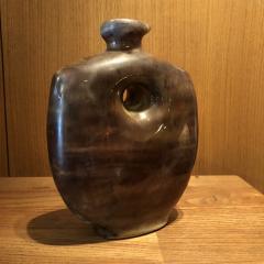 Freres Cloutier Set of Five Glazed Ceramic Gourds - 2007126