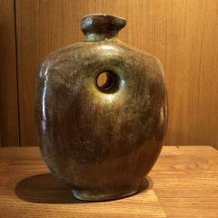 Freres Cloutier Set of Five Glazed Ceramic Gourds - 2007127