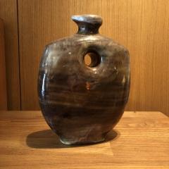 Freres Cloutier Set of Five Glazed Ceramic Gourds - 2007130