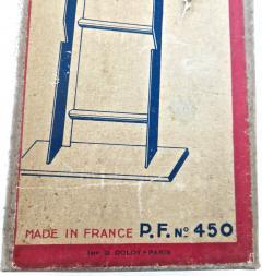 G Doloy Vintage French Toy Les Acrobates Circa 1920 - 698861