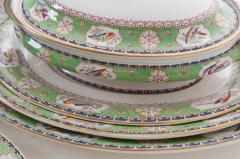 G L Ashworth and Brothers Limited 67 Piece Ashworth Brothers Parcel Dinner Service - 537783