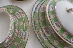 G L Ashworth and Brothers Limited 67 Piece Ashworth Brothers Parcel Dinner Service - 537786