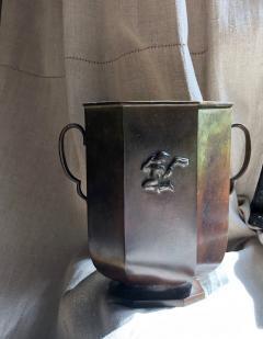 GAB Guldsmedsaktiebolaget Bronze Vase by GAB - 1910162