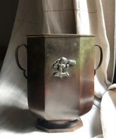 GAB Guldsmedsaktiebolaget Bronze Vase by GAB - 1910163