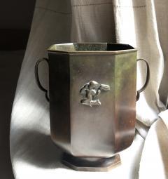 GAB Guldsmedsaktiebolaget Bronze Vase by GAB - 1910164
