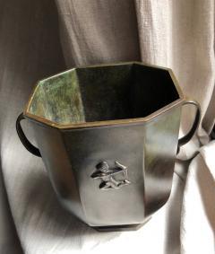 GAB Guldsmedsaktiebolaget Bronze Vase by GAB - 1910167