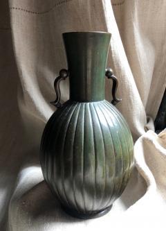 GAB Guldsmedsaktiebolaget Bronze vase by GAB - 1910190