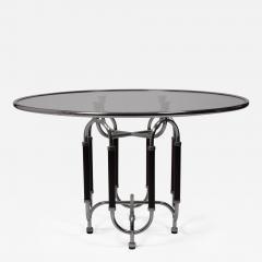Gabetti Isola Roberto Gabetti Aimaro Isola Dining Table Round Table TRI6 - 653734