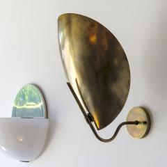 Gallery L7 Raw Brass Beetle Wall Lights by Gallery L7 - 582054