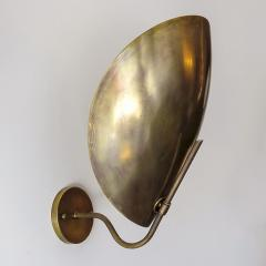 Gallery L7 Raw Brass Beetle Wall Lights by Gallery L7 - 582055