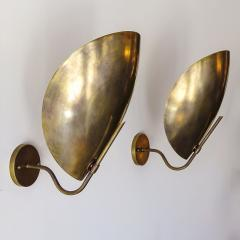 Gallery L7 Raw Brass Beetle Wall Lights by Gallery L7 - 582062