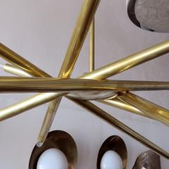 Gallery L7 Spiral VL 6 Chandelier - 581815