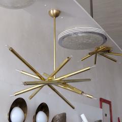 Gallery L7 Spiral VL 6 Chandelier - 581816