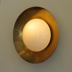 Gallery L7 Workshop Brass Wall Lights Maine by Gallery L7 - 1387740