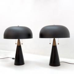 Gallery L7 Workshop Pair of Alvaro Table Lamps - 985350