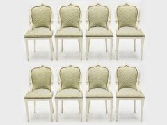 Garouste Bonetti Extremely rare set of 15 Garouste Bonetti Palace dining chairs 1980 - 1072634