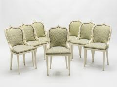 Garouste Bonetti Extremely rare set of 15 Garouste Bonetti Palace dining chairs 1980 - 1072635