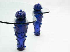 Garouste Bonetti Large signed resin glass coffee table by Garouste Bonetti 1990s - 1837042