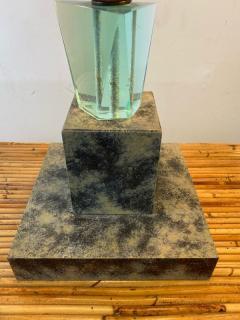 Garouste Bonetti POST MODERN JEWEL TONE RESIN LAMP IN THE MANNER OF GAROUSTE BONETTI - 1756752