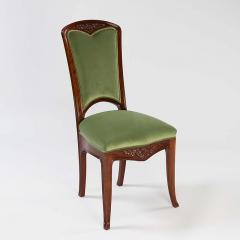 Gauthier Poinsignon Pair of French Gauthier Poinsignon Side Chairs - 934722