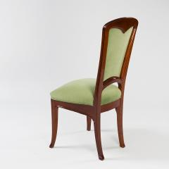 Gauthier Poinsignon Pair of French Gauthier Poinsignon Side Chairs - 934723