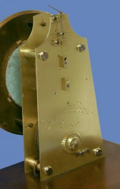Gebhard Bosch L beck c 1877 German Carved Walnut Long Running Conical Wall Regulator Clock - 1276620