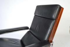 Gelderland Rob Parry for Gelderland Lotus Lounge Chair circa 1960 - 1276770