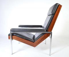 Gelderland Rob Parry for Gelderland Lotus Lounge Chair circa 1960 - 1276773