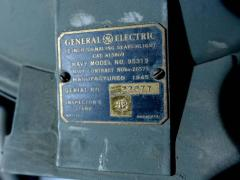 General Electric 1945 Navy Morse Code Signal Light - 746849